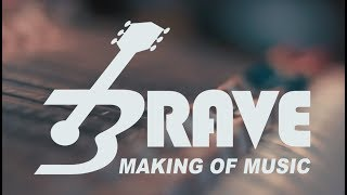 BRAVE M.O.M (Making Of Music) With ERWIN MORON