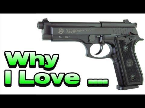 Why I Love - Taurus PT92
