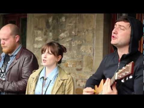 Admiral Fallow - Guest Of The Government (The Amazing Sessions) - Live From Beacons 2012.