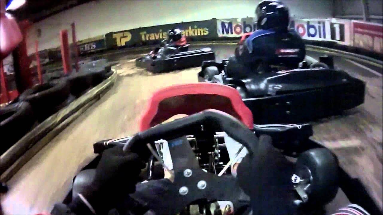 Avonmouth go karting