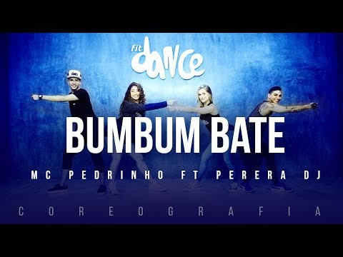 Bumbum Bate  - MC Pedrinho ft Perera DJ | FitDance TV (Coreografia) Dance Video