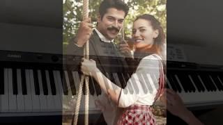 "Музыка из сериала ""Королёк - птичка певчая"" (piano cover)"