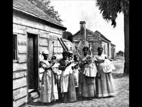 Rare 3D Photographs of Freed Slaves on St. Helena Island, South Carolina, Documentary (1860's)