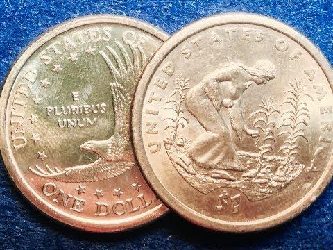 2009 Sacagwea / Native American Dollar Coin