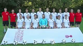 Die Unimannschaft Tübingen nimmt am World Elite University Football Tournament in Peking teil