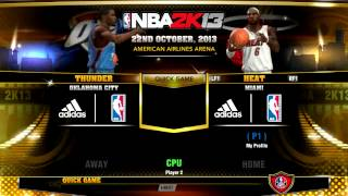 NBA 2K13 - Custom Soundtrack