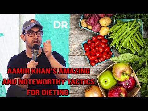 Aamir Khan's Amazing And Noteworthy Tactics For Dieting | Pinkvilla Raw | Bollywood