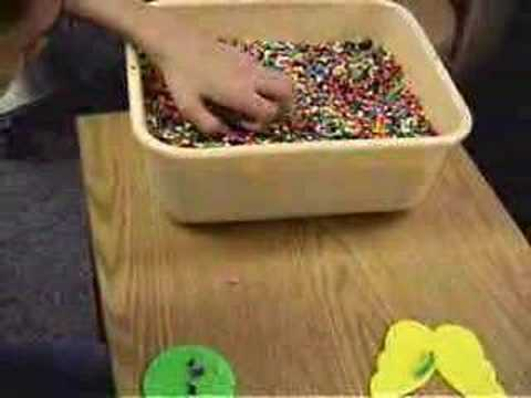 Perler Beads For Hand Therapy Youtube