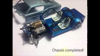 Malco Gasser by MPC/Round2 Models