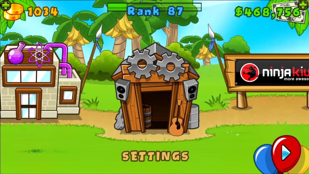 Bloons Tower Defense – MaxGamR