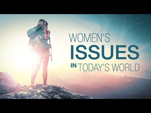 Women's Issues in Today's World - Women in Power