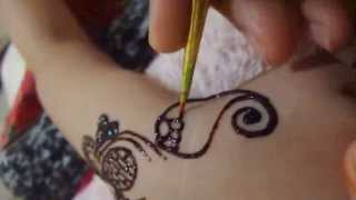 Indian Pakistani Mehndi Designs 2013 for Hands