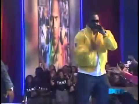 chirs brown f.t Busta Rhymes look at me now live performance 2011