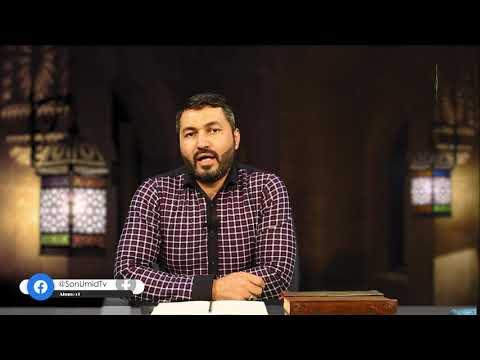 Hücurat surəsinin mövzuları. Ramazan2021 Moizəsi _ Hacı Mütəllim