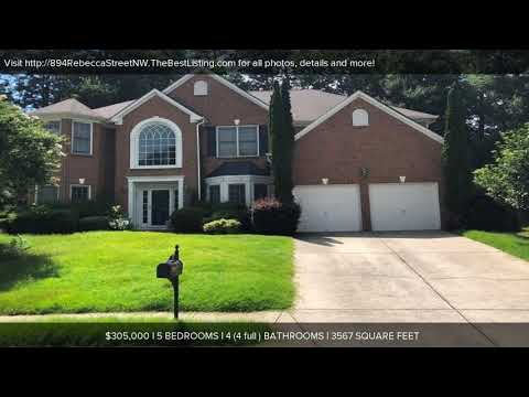 894 Rebecca Street NW, Lilburn, GA Presented by Solutions First Realty.