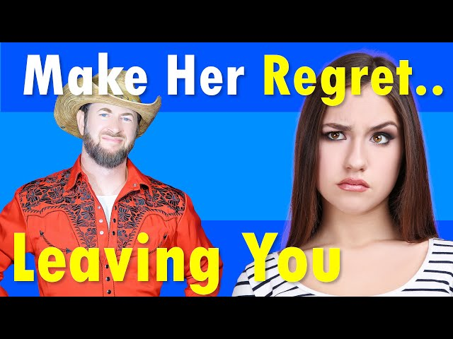 How to Make Her REGRET Leaving You- make her JEALOUS and Want You BACK