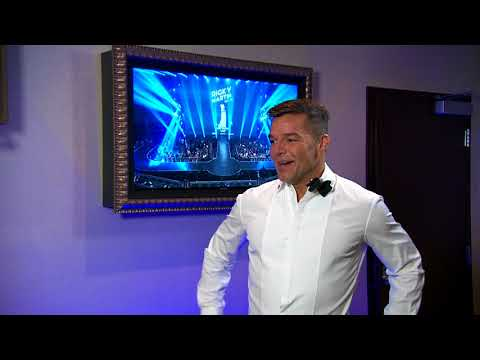 Macy's Fourth of July Fireworks Spectacular 2018 Interview Ricky Martin 1