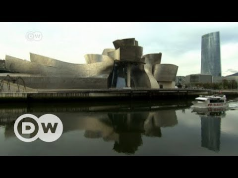 Museum Bilbao: winner of the European Cultural Brand Awards | DW English