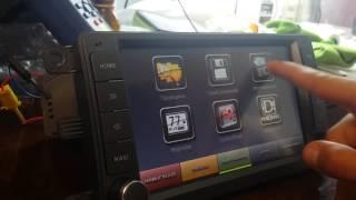 Supra 3163 с альтернативным меню и OZIExplorer
