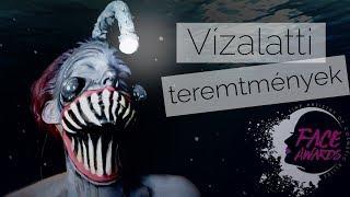 Top 10 Awards - Vízalatti teremtmények | A HORGÁSZHAL | NYX FACE AWARDS TOP 10 HUNGARY