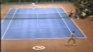 Mcenroe vs Borg - Semi Final Master Cup 1979 - 01/13