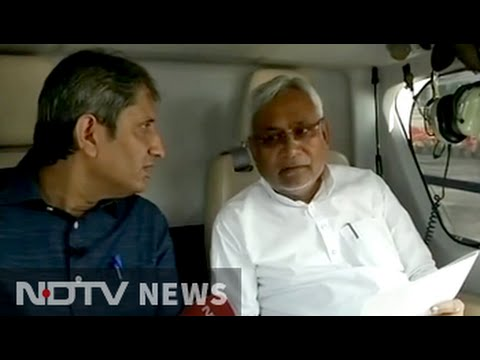 On the election trail with Bihar CM Nitish Kumar