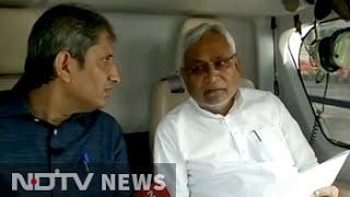 On the election trail with Bihar CM Nitish Kumar