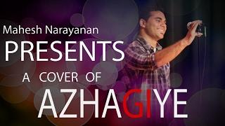 Download Hindi Video Songs - Azhagiye (cover)- Mahesh Narayanan | Kaatru Veliyidai | A.R.Rahman
