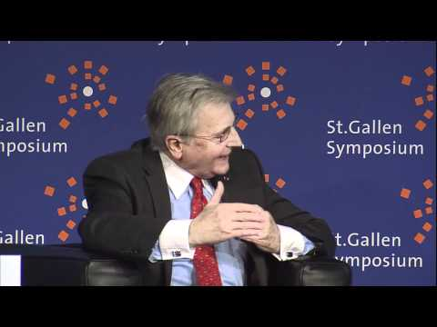 One-on-One: Jean-Claude Trichet with Stephen Sackur - 42nd St. Gallen Symposium