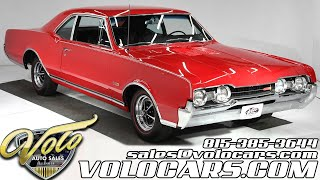 1967 Oldsmobile 442 for sale at Volo Auto Museum (V18781)