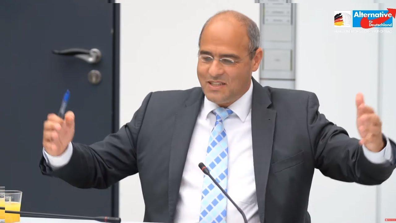 MdB Peter Boehringer - Aufgedeckt: Verfassungswidriger 2. Nachtragshaushalt | Pressekonferenz 1.7.20