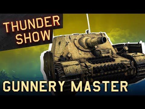 Thunder Show: Gunnery Master
