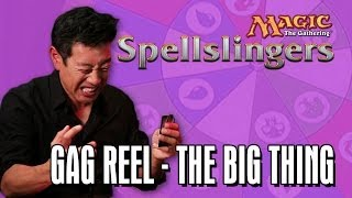 Day[9] & Grant Imahara: Spellslingers Gag Reel #6 - Something Big is Almost Coming