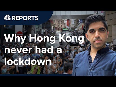 How Hong Kong beat coronavirus and avoided lockdown | CNBC Reports