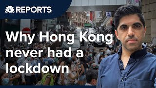 How Hong Kong beat coronavirus and avoided lockdown | CNBC Reports
