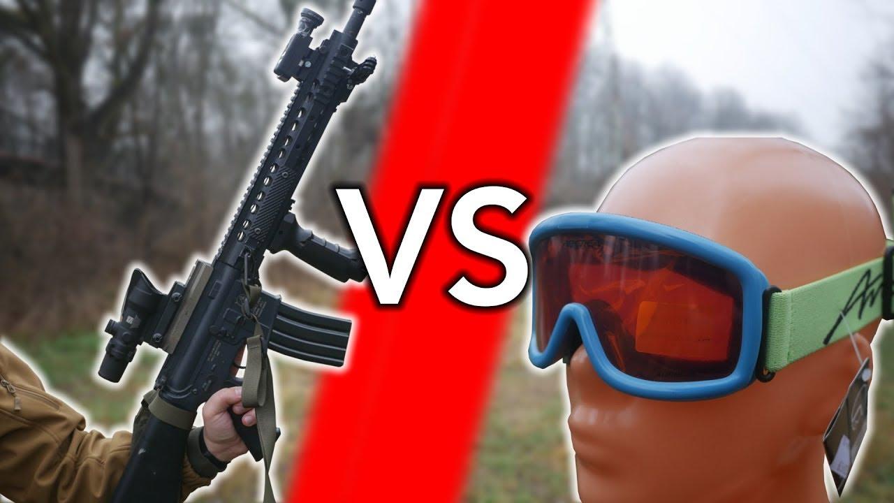 GOGLE NARCIARSKIE VS ASG | ASG Maniak #81 Seria ASG Versus