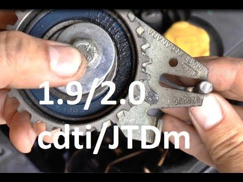 VAUXHALL VIVARO 1.9 Diesel dCi DTi Timing Belt Kit et pompe à eau