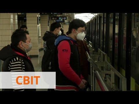 Китай отчитывается об уменьшении случаев инфицирования новым коронавирусом