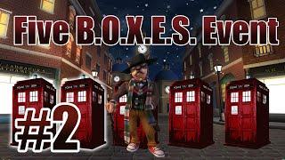 """Mr. Jenkins Copycat"" - The Five B.O.X.E.S. Ep. #2"
