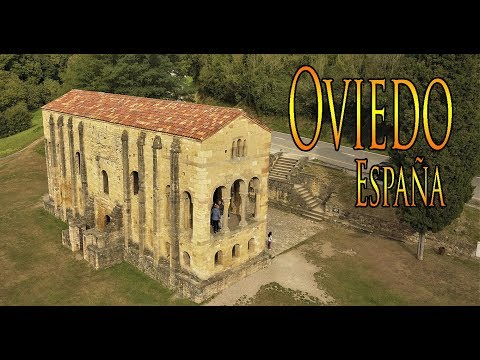Oviedo - Asturias - Videos Drone