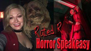 Rated R Horror Speak Easy | Scream Queen Stream