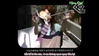 [Vietsub] Cái bóng của cái bóng - Ying Zi De Ying Zi - Hebe Tian Fu Zhen (S.H.E)