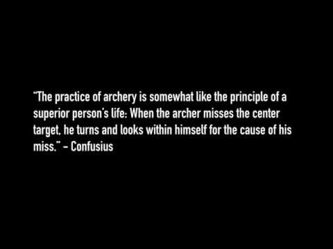 Core Archery trailer video