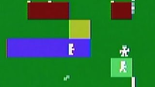 Breakdown Magnavox Odyssey 2 Gameplay