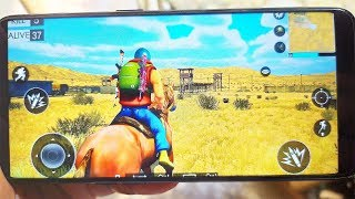 Top 10 Awesome Battle Royale Game Like Pubg Offline  Android