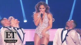 Jennifer Lopez's Motown Grammy Performance Backlash