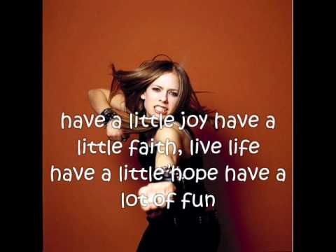 Take Me Away (Avril Lavigne song) - Wikipedia
