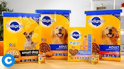 Pedigree Dry and Wet Dog Food