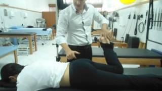 Musculares espasmos lombar exercícios região para tratar na