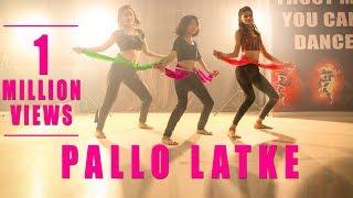 Pallo Latke Dance Choreography | Bollywood | Vicky Patel | Shaadi Mein Zaroor Aana